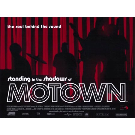 Standing in the Shadows of Motown - movie POSTER (Style A) (11