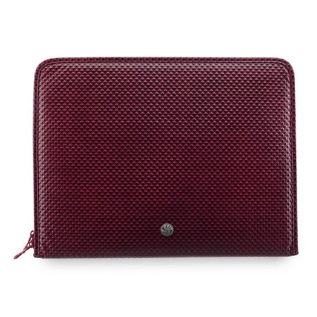 Special Offer 15.4 in. Diamond Pillow Red Computer Sleeve Before Too Late