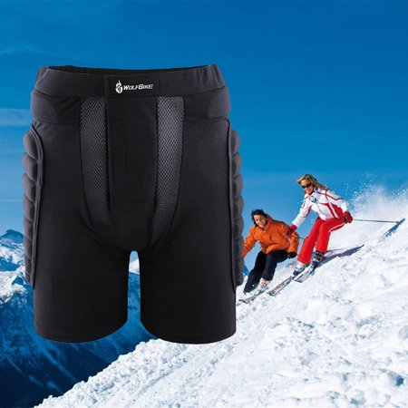 Protective Hip Pad Padded Shorts Skiing Skating Snowboarding Impact Protection
