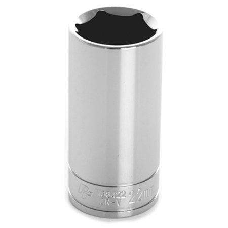 Performance Tool W38422 Chrome Socket, 3/8