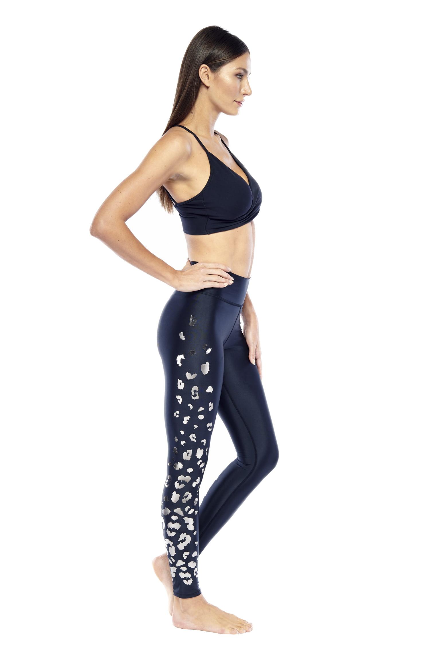 Women's Active Inner Cheetah Leggings