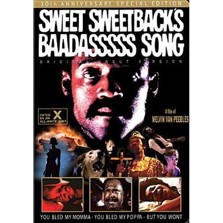 Sweet Sweetback's Baadasssss Song (DVD)