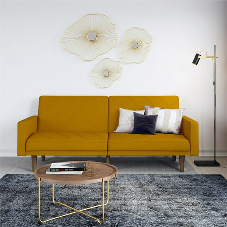Fine Bellamy Studios Cornwall Sofa Bed Mustard Yellow Pdpeps Interior Chair Design Pdpepsorg