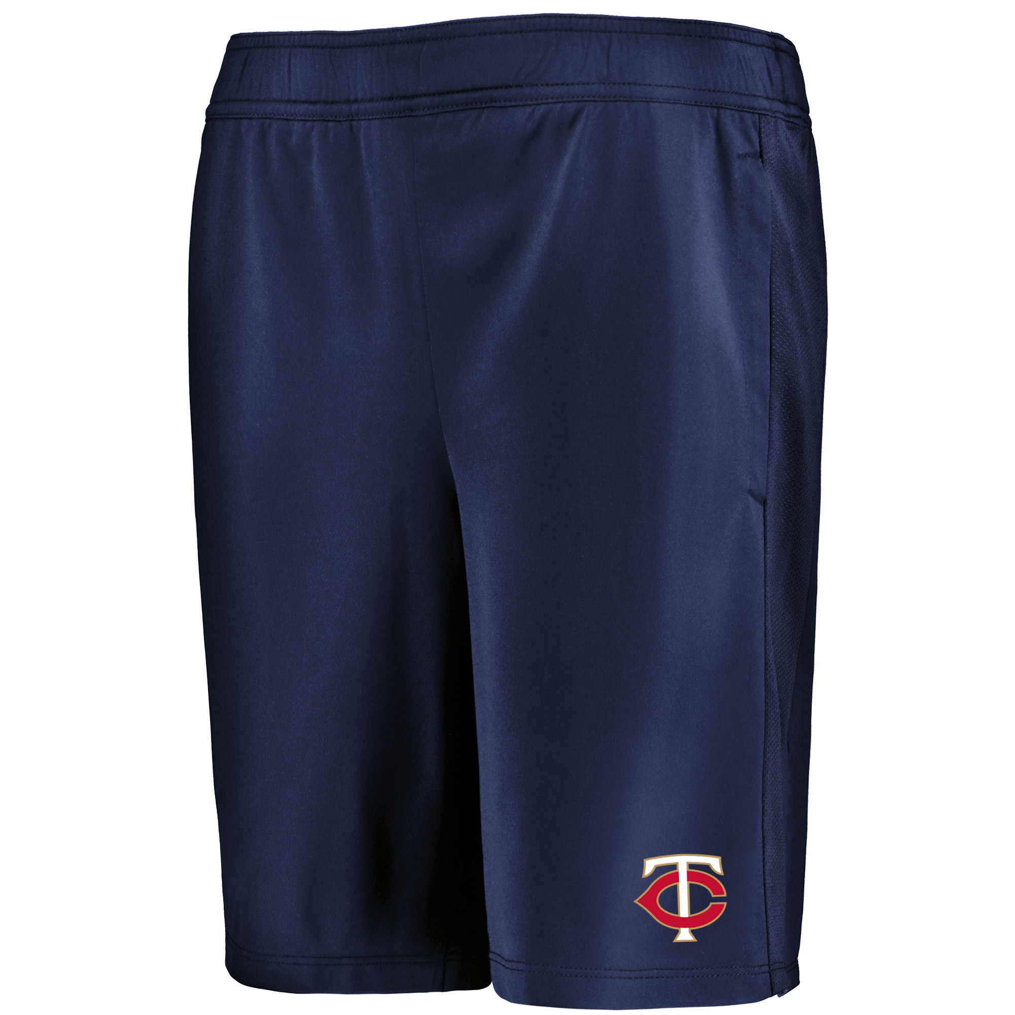 Minnesota Twins Under Armour Youth MK-1 Performance Shorts - Navy