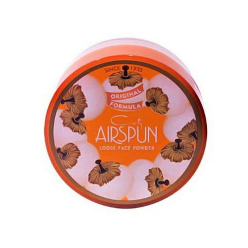 Coty Aispun Loose Face Powder, Rosey - 2.3 Oz, 2 Pack