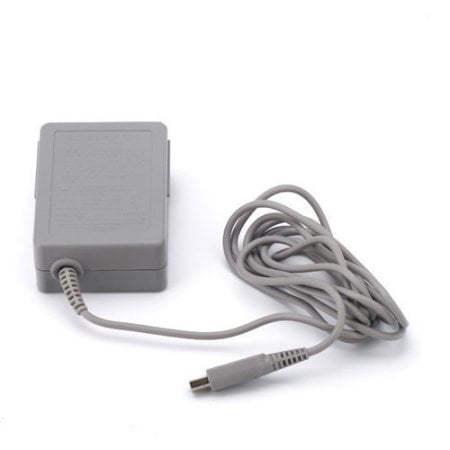 Power Adapter for Nintendo 3DS 2DS XL DSi Wall cha rger by Mars Devices ()