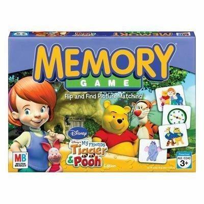 (disney my friends tigger & pooh edition~the memory game)