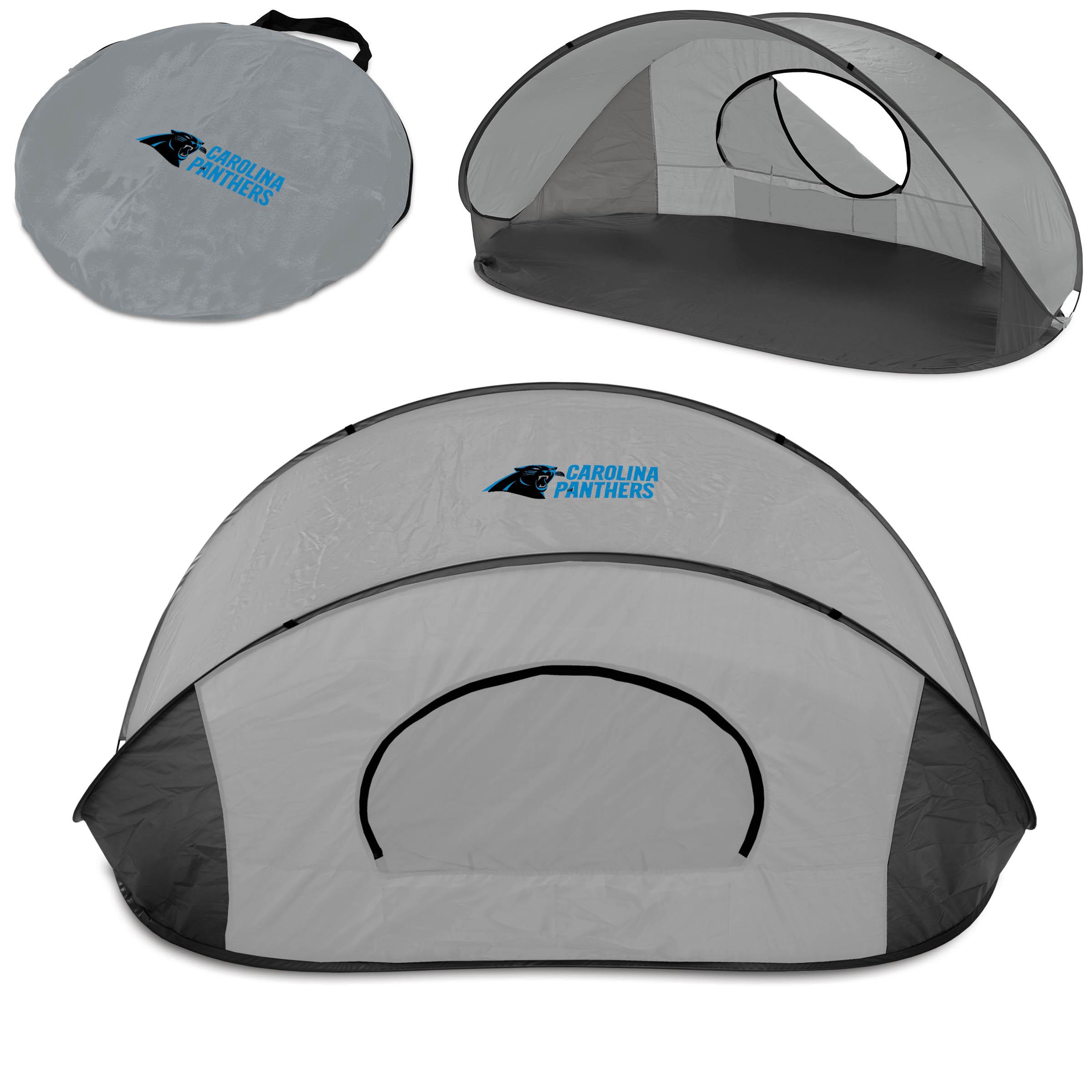 Carolina Panthers Manta Sun Shelter - Gray - No Size