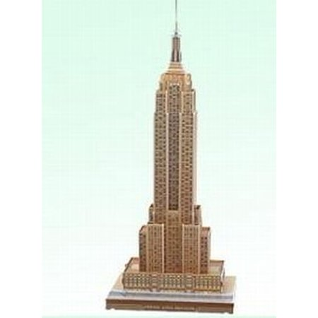 D Empire State Building Puzzle Help