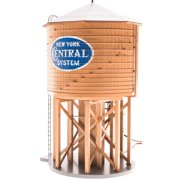 Broadway Limited HO Scale Operating Water Tower with Sound - New York Central