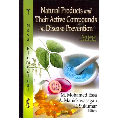 - Natural Products and Their Active Compounds on Disease Prevention