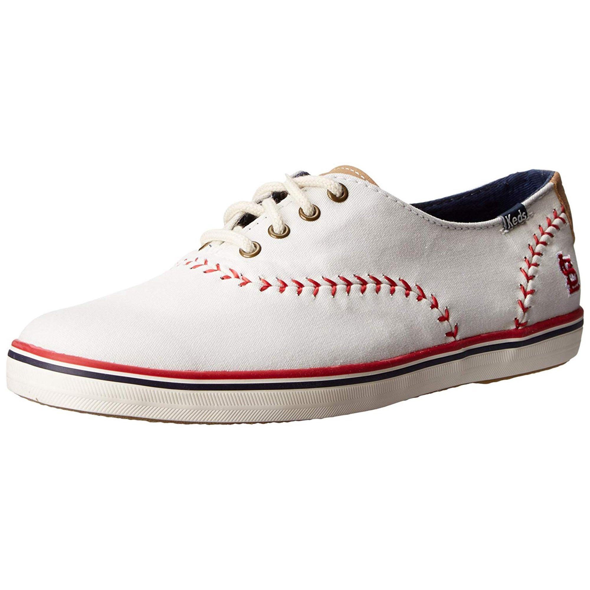 8bd6d197b5a Keds Women s Champion MLB Pennant Baseball Fashion Sneaker