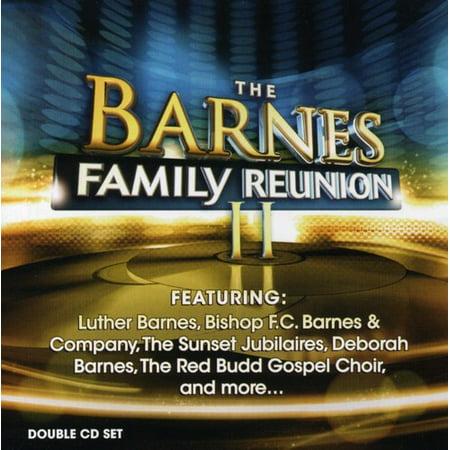 Barnes Family Reunion, Vol. - Family Reunion Souvenirs