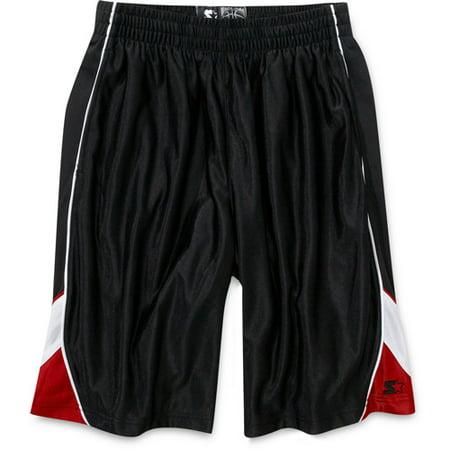 51e160efa44411 Starter - Men s Dazzle Basketball Shorts - Walmart.com