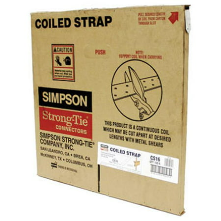 Coiled Strap
