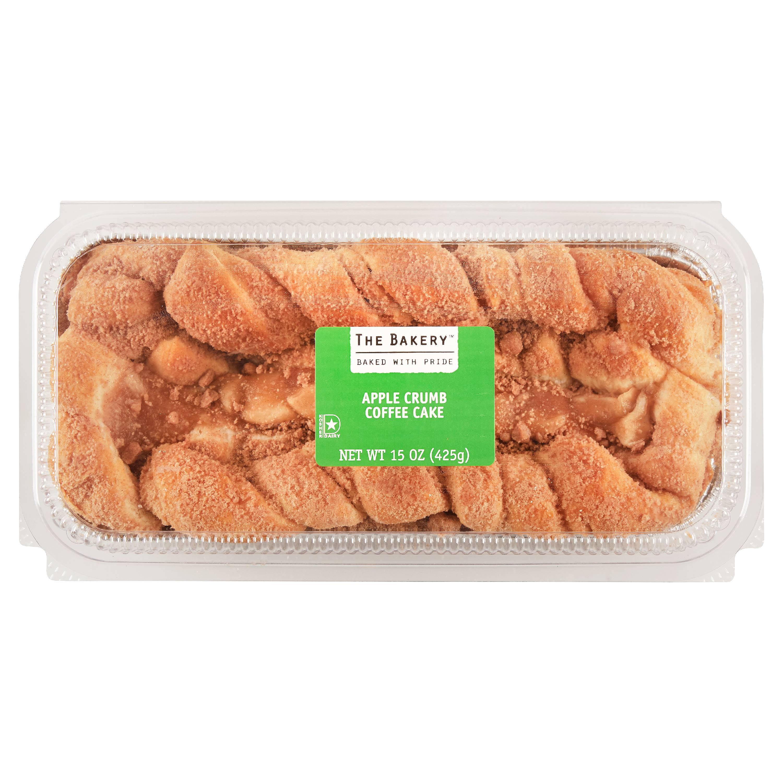 The Bakery Apple Crumb Coffee Cake, 15 oz