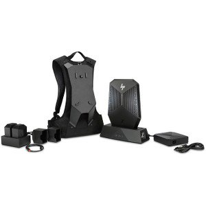 - HP Z VR G1 Backpack Workstation i7-7820HQ 32GB 1TB NVIDIA P5200 16GB Graphics