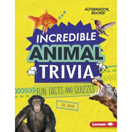 Incredible Animal Trivia : Fun Facts and Quizzes](Halloween Trivia Quizzes Answers)