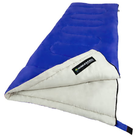 Wakeman Outdoor Spirit Lake 25 Degree Sleeping Bag ()