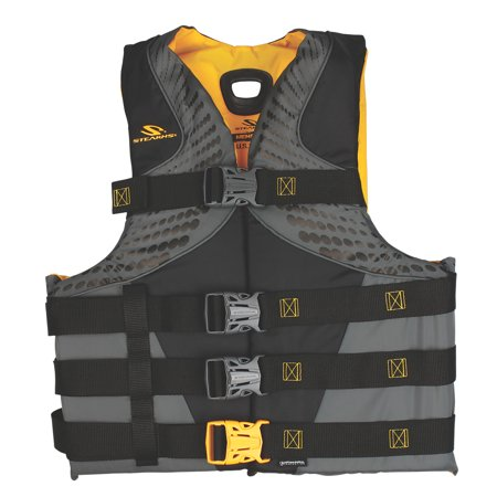 Infinity Nylon Mens Antimicrobial Vest