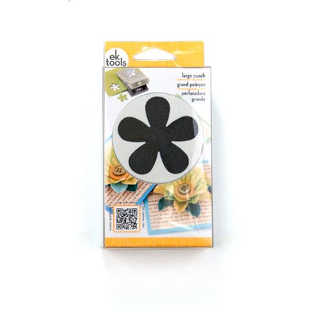 Ek tools punch retro flower large walmart ek tools punch retro flower large mightylinksfo