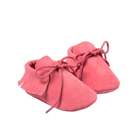 Puma Infant Baby Boy Shoe (Babula Baby Infant Boy Girl Tassel Soft Sole Suede Shoes 0-18M )
