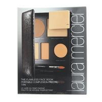 Laura Mercier Flawless Face Book Portable Complexion Palette 'Tan' Makeup Set