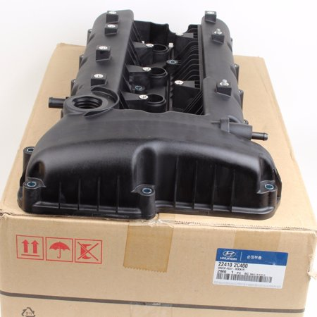 Genuine OEM Hyundai Valve Cover for Genesis Coupe 2.0L Turbo 09-11