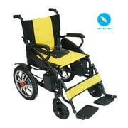 Horizon Mobility Mobile Wheelchair Electric Power Wheelchair Folding Lightweight Electric Power Wheel chair