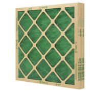 """Flanders (4 Filters), 20"""" X 20"""" X 1"""" Precisionaire Nested Glass Air Filter"""