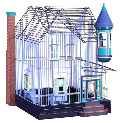 Prevue Hendryx Featherstone Heights Victorian Keet/Tiel Home Bird Cage