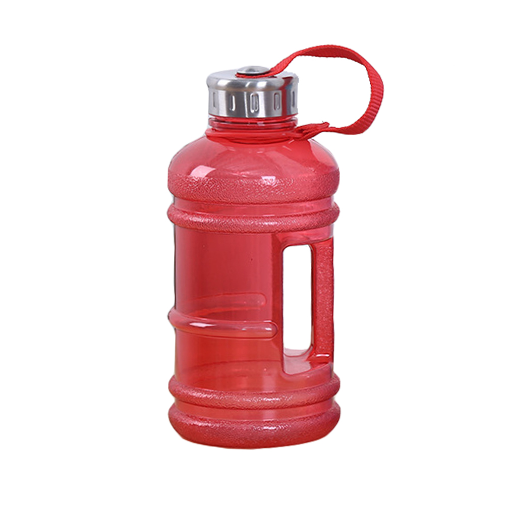 2.2L Drink Water Bottles Cap Big Large capacity Workout Sport Outdoor Kettle New