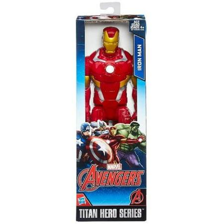 Hasbro Hsbb6152 Avengers Titan Hero Iron Man  Pack Of 8