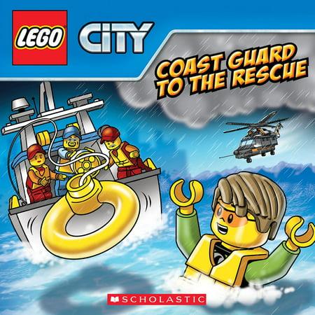 Lego City: Coast Guard to the Rescue - eBook (Coast Guard Rescue)
