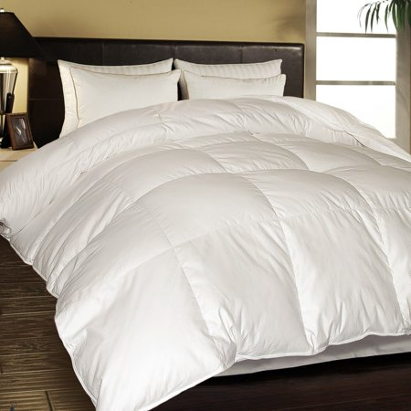 ROYAL LUXE / European White Down Comforter - (Pacific Coast European Comforter With Pyrenees Down)