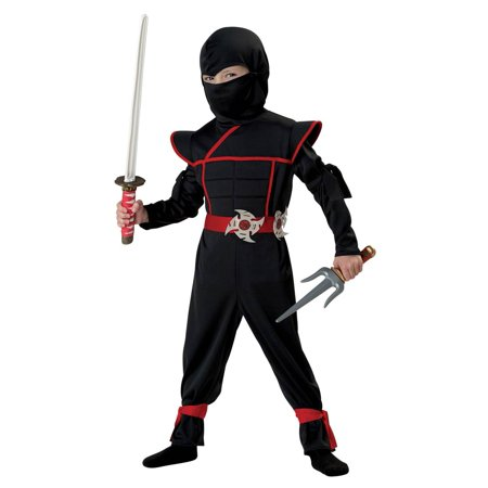 California Costumes Stealth Ninja Toddler Costume, 4-6 - image 1 of 1