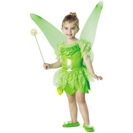 Tinker Belly Costume (Toddler Green Tinkerbell Fairy)