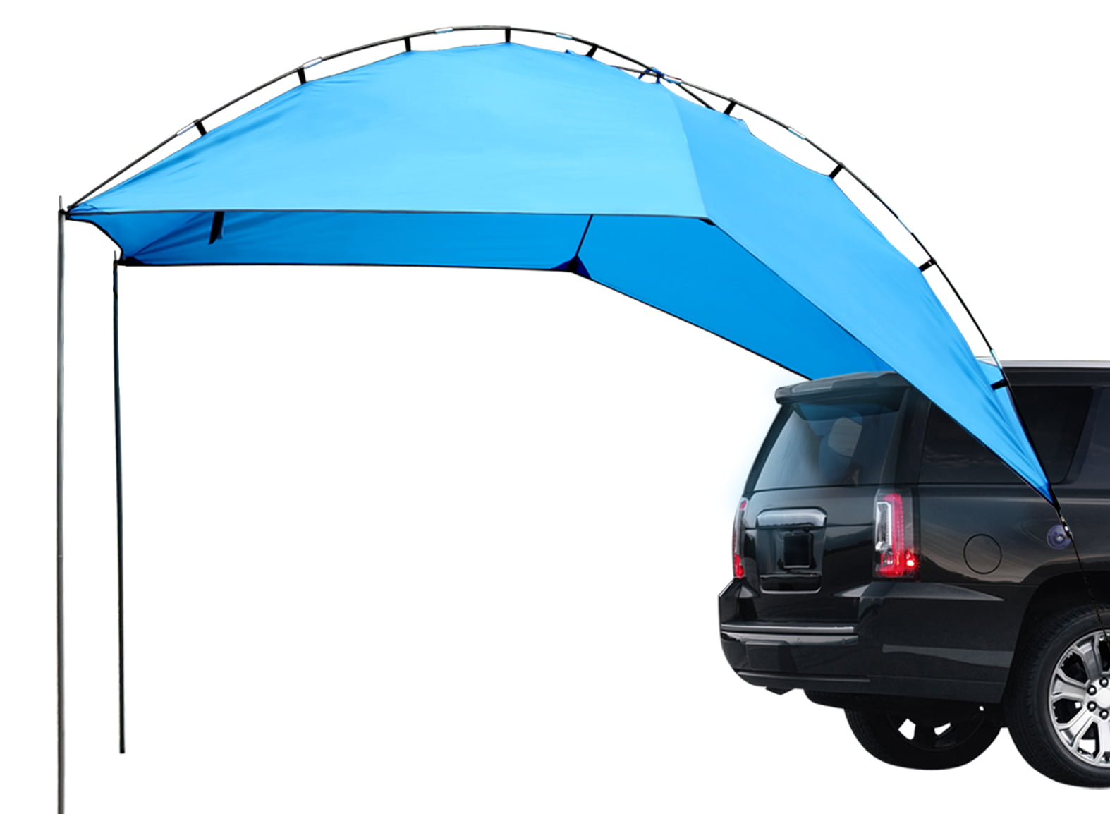Leader Accessories Easy Set Up Camping SUV Tent Awning Canopy  Sun Shelter Tailgate Tent Beach Tent Suitable... by Leader Accessories