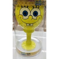 Nickelodeon Nick Spongebob Face 40oz Glass Goblet