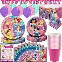 Princess Party Supplies Walmart Com