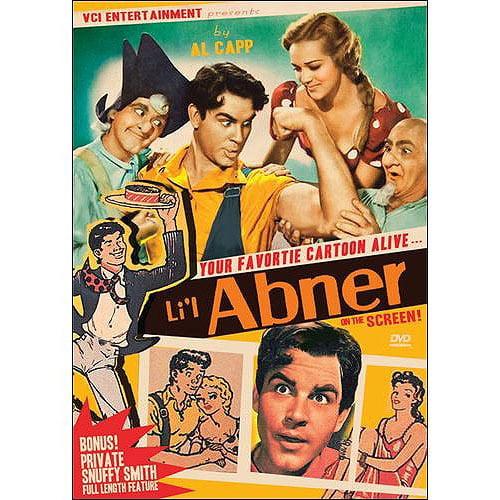 Li'l Abner (1940) (Full Frame)