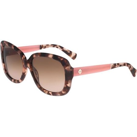 COLE HAAN Sunglasses CH7003 260 Blush Tortoise (Cole Haan Sunglasses)