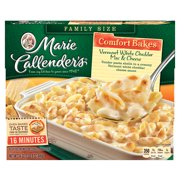 Marie Callenders Comfort Bakes Multi-Serve Frozen Dinner Vermont White Cheddar Mac & Cheese 24 Ounce