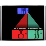 Ozeri Precision Pro II Digital Bath Scale, Weight Change Detection Technology (440 lb Capacity)