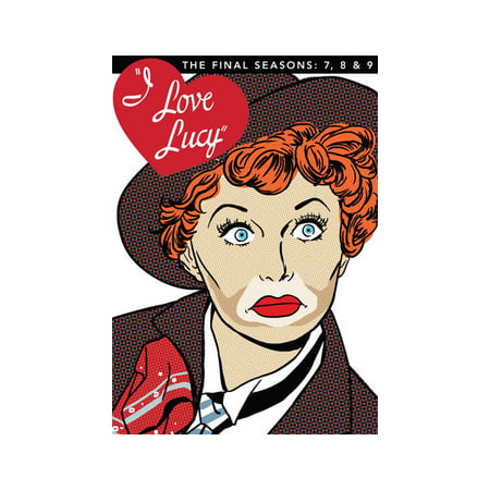 I Love Lucy: The Final Seasons 7, 8, and 9 (DVD)