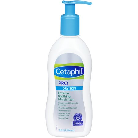 Cetaphil® PRO Dry Skin Eczema Soothing Body Moisturizer, 10 (Best Way To Treat Eczema On Babies)