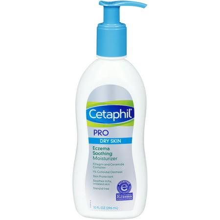 Cetaphil® PRO Dry Skin Eczema Soothing Body Moisturizer, 10 oz