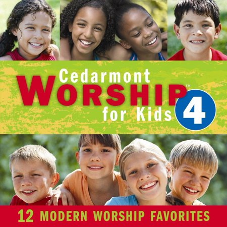 CD CEDARMONT WORSHIP FOR KIDS V4-SPLIT