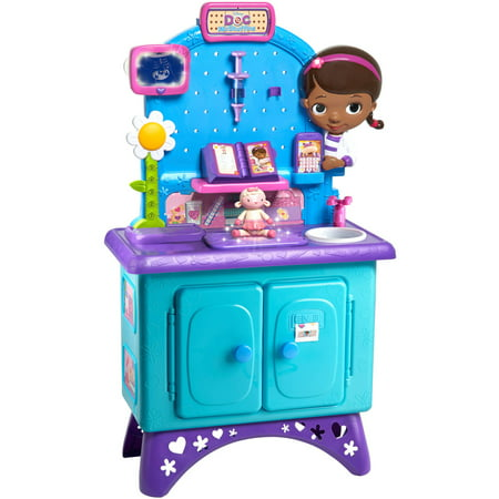 Disney Doc McStuffins Pet Vet Get Better Checkup Center