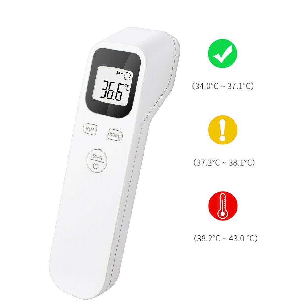 Portable Digital Thermometer Infrared Temperature Gun Non-Contact IR Laser Fast*